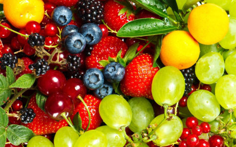 Yummy fruit collection HD wallpaper