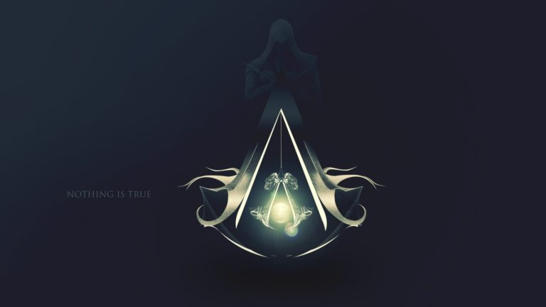 Assassins symbol HD wallpaper