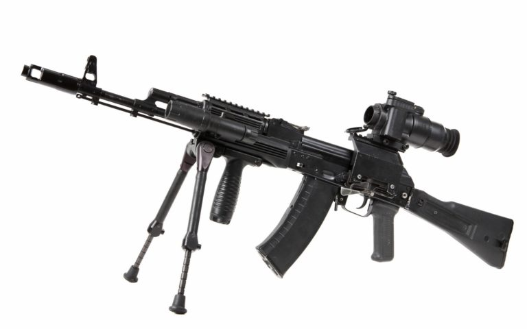 Automatic Ak 101 HD wallpaper