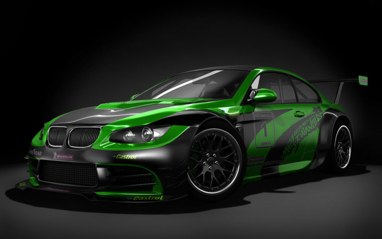 BMW M3 Sports HD wallpaper