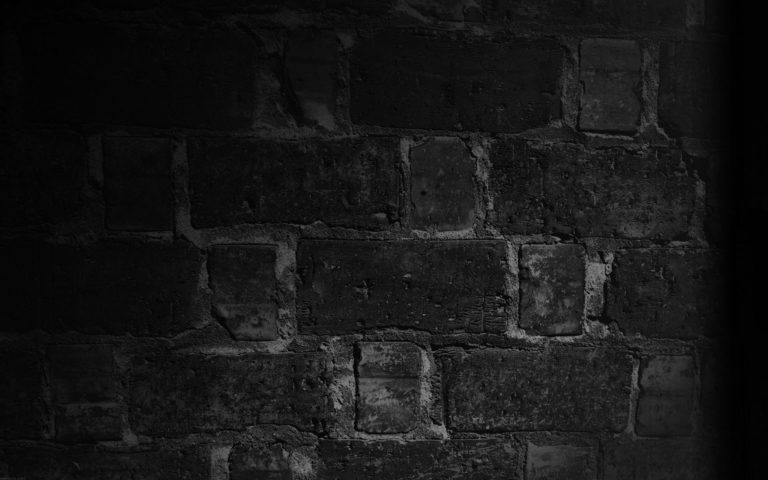 Black brick architecture HD wallpaper
