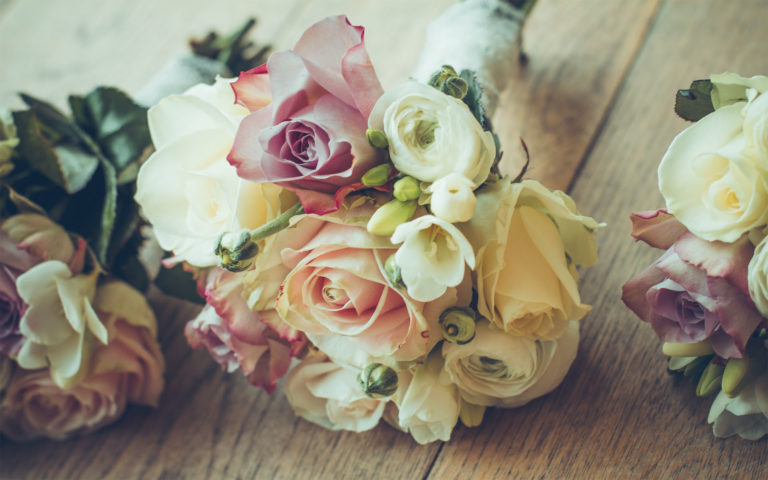 Bouquet Composition HD wallpaper