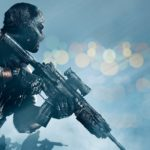 COD soldier stance HD wallpaper