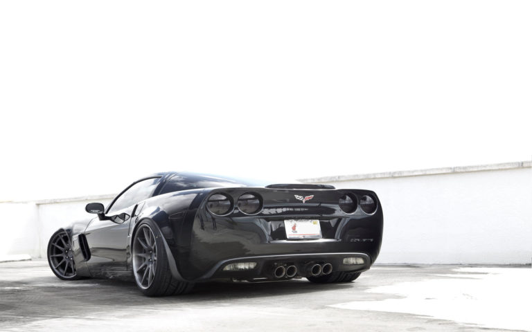 Corvette Z06 auto HD wallpaper 1