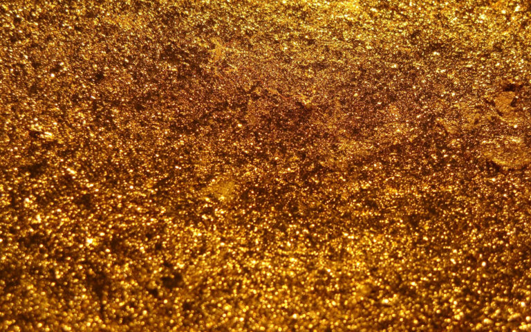 Gift of gold HD wallpaper
