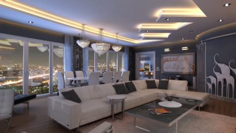 Istanbul style interior HD wallpaper