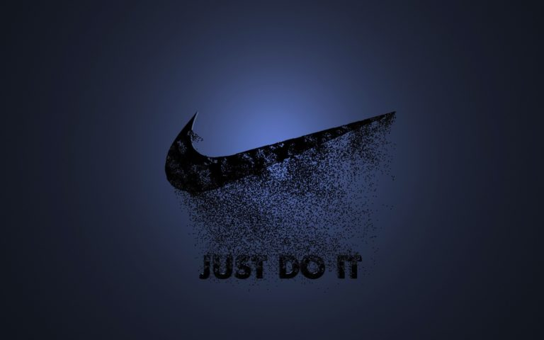 Just do it slogan HD wallpaper