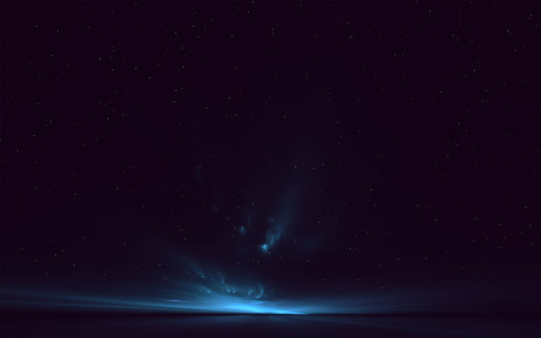 Midnight sky HD wallpaper