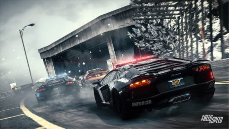 Need For Speed Rivals HD wallpaper