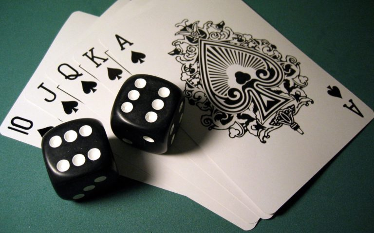 Poker game HD wallpaper