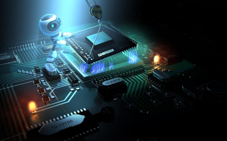 Processor photography HD wallpaper