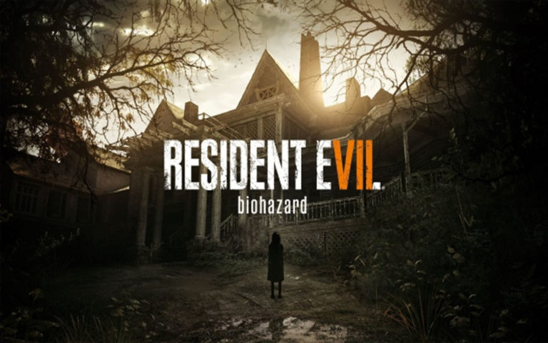Resident Evil Biohazard HD wallpaper