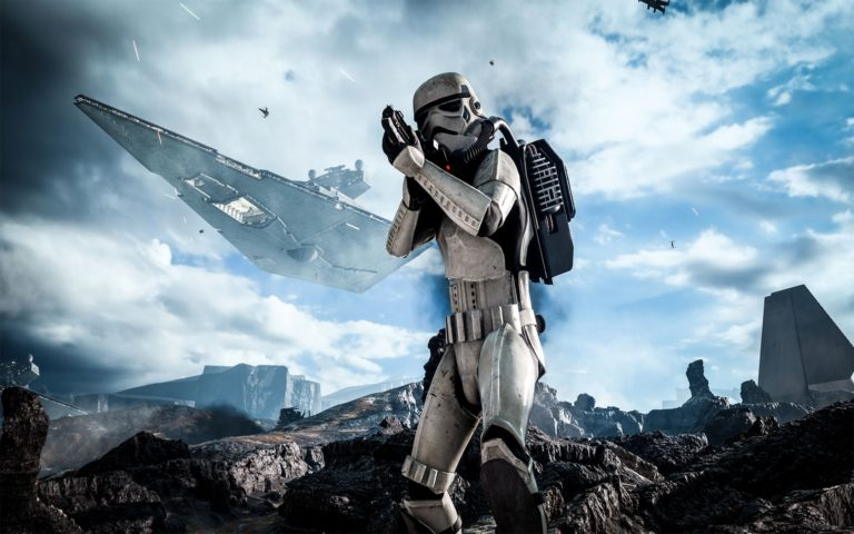 Star wars battlefront HD wallpaper 1