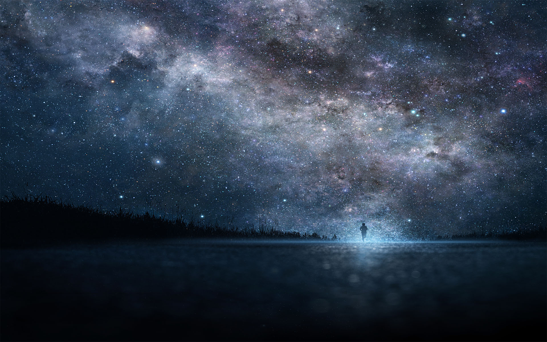 Starry Sky Photography Hd Wallpaper Hd Latest Wallpapers