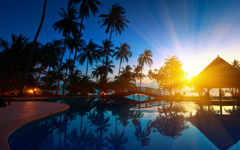 Thailand paradise HD wallpaper