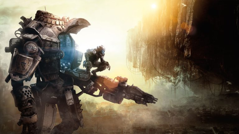 Titanfall toy HD wallpaper