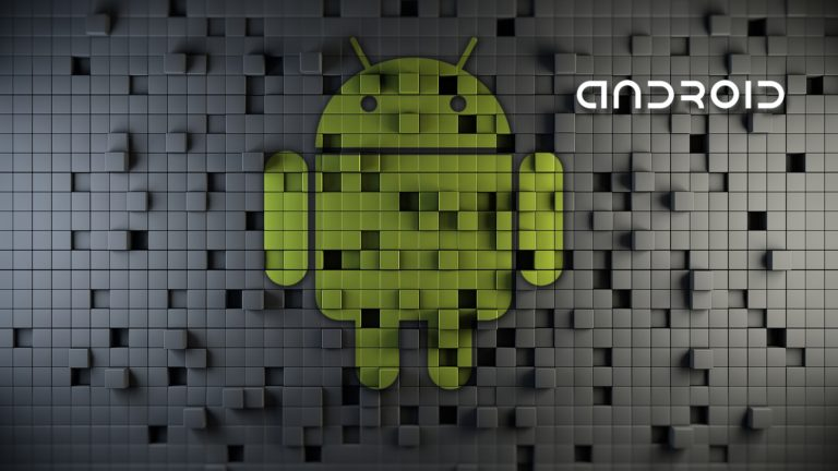 Android puzzle HD wallpaper