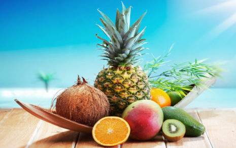 Avocado Pineapple & many other HD wallpaper