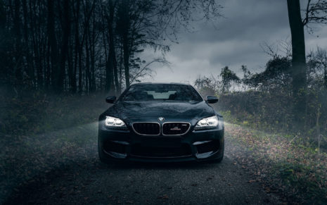 BMW Dark Knight HD wallpaper