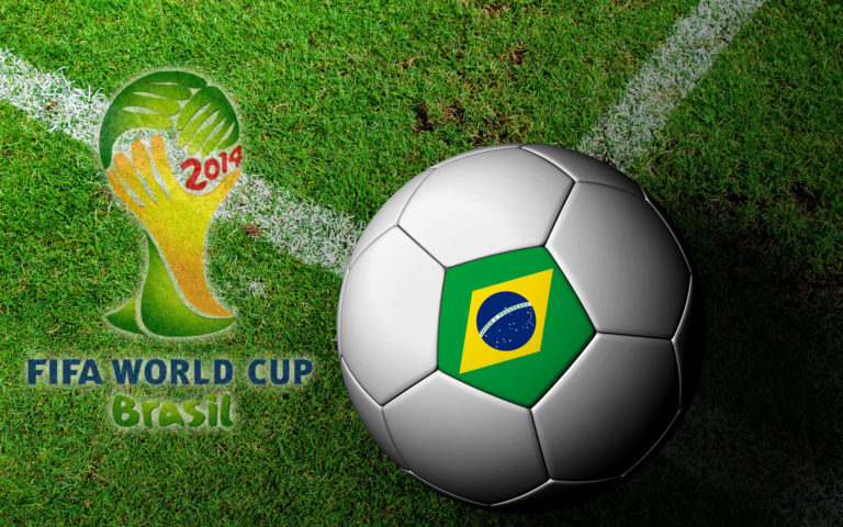 Brasil FIFA 2014 HD wallpaper