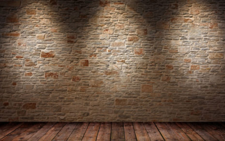Bricks interior HD wallpaper