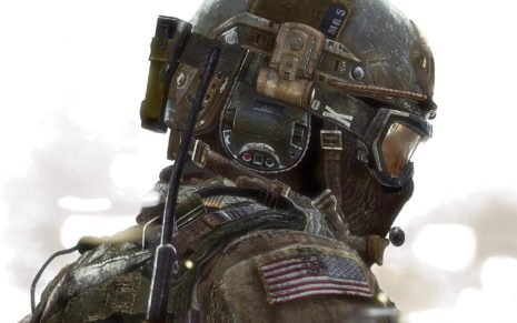 COD soldier in mask HD wallpaper