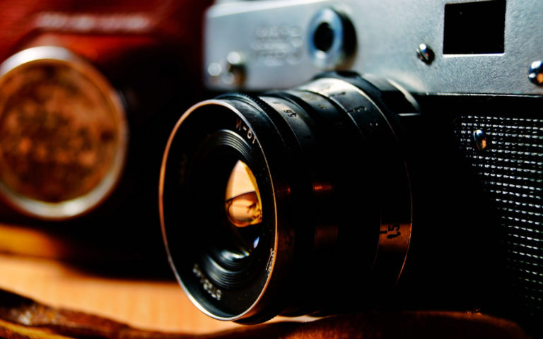 Camera magical lens HD wallpaper