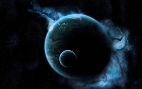 Darkness of earth HD wallpaper