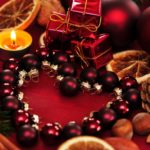Gifts formed as heart HD wallpaper