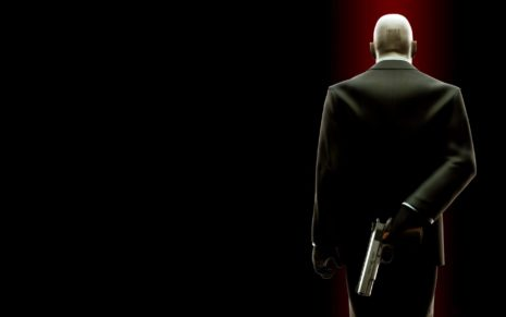 Hitman Barcode Bald HD wallpaper