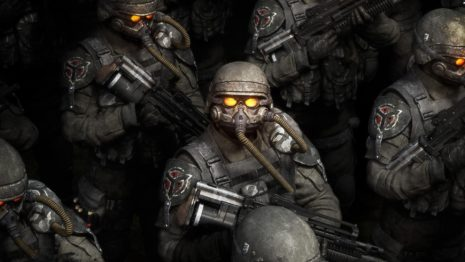 Killzone heavy rifle soldiers HD wallpaper