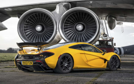 McLaren P1 Supercar HD walllpaper