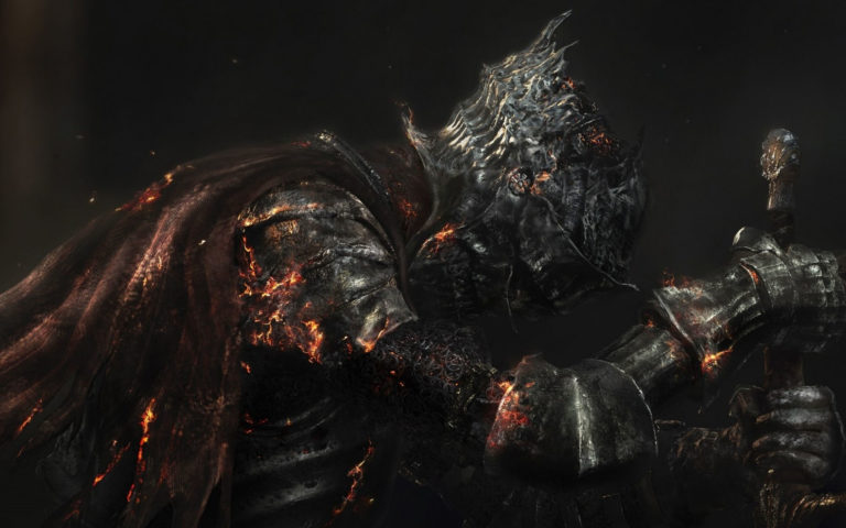 Men in armor dark souls HD wallpaper