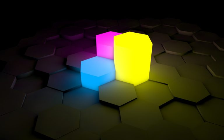 Mini Neon Light toys HD wallpaper