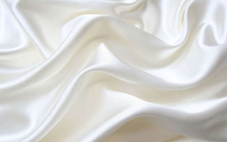 Neat White Fabric HD wallpaper