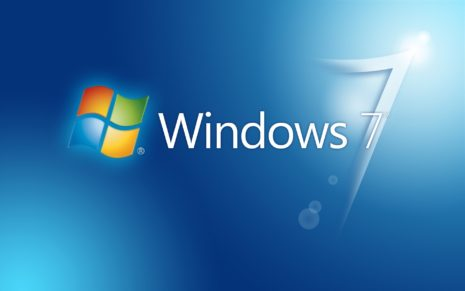 New logo of windows 7 HD wallpaper