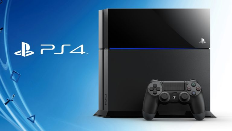 Playstation 4 Console HD wallpaper