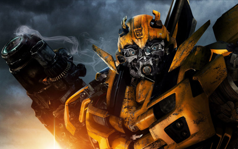 Transformers Bumblebee HD wallpaper