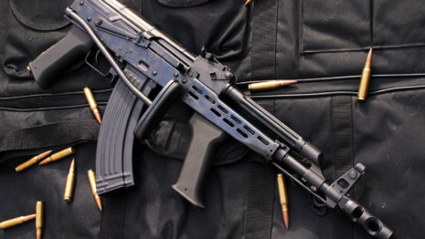 Weapon AK-47 HD wallpaper