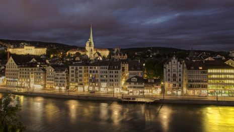 Beauty of Zurich HD wallpaper