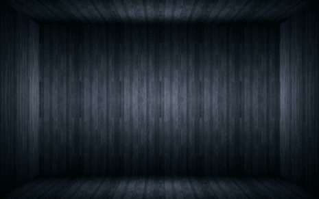 Black wooden interior HD wallpaper