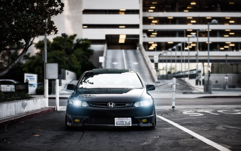 Honda Civic Si HD wallpaper