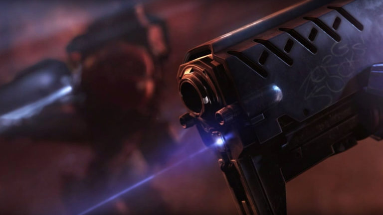 Laser Weapons HD wallpaper 2