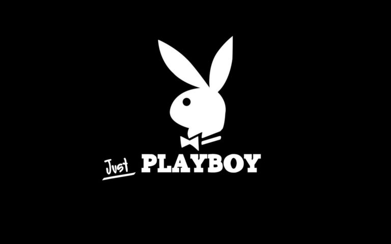 Playboy bunny logo HD wallpaper 1
