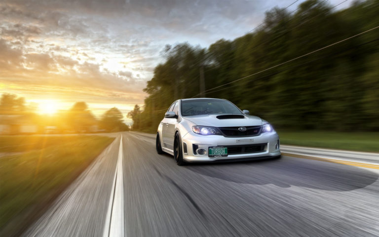 Subaru Impreza WRX HD wallpaper