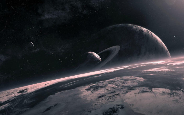 The beautiful universe HD wallpaper
