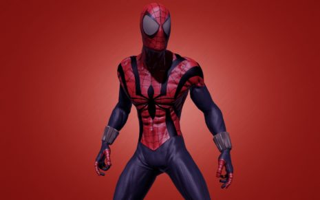 Toy Marvel Spiderman HD wallpaper