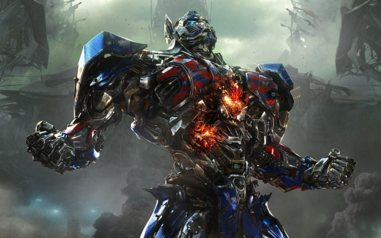 Toy of Optimus Prime HD wallpaper 1