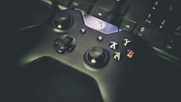 Xbox game console HD wallpaper