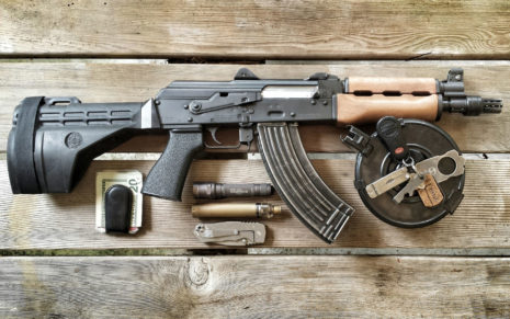 AK-47 equipment HD wallpaper